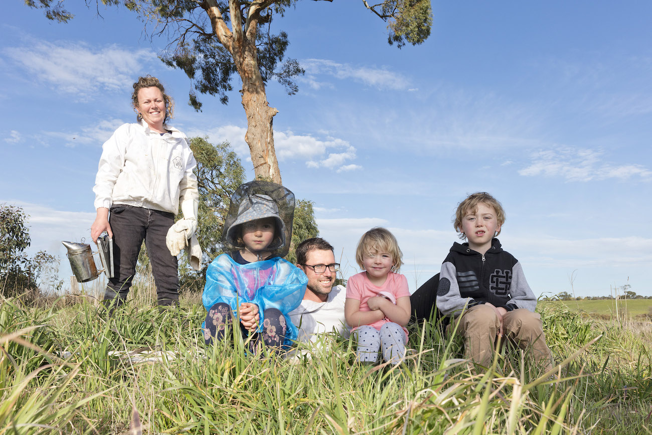 A family affair at the Good Life Farm Co