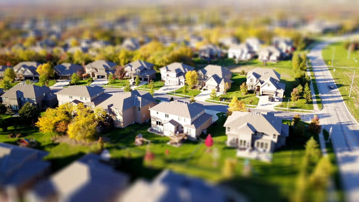 Village or suburb?   The great real estate debate