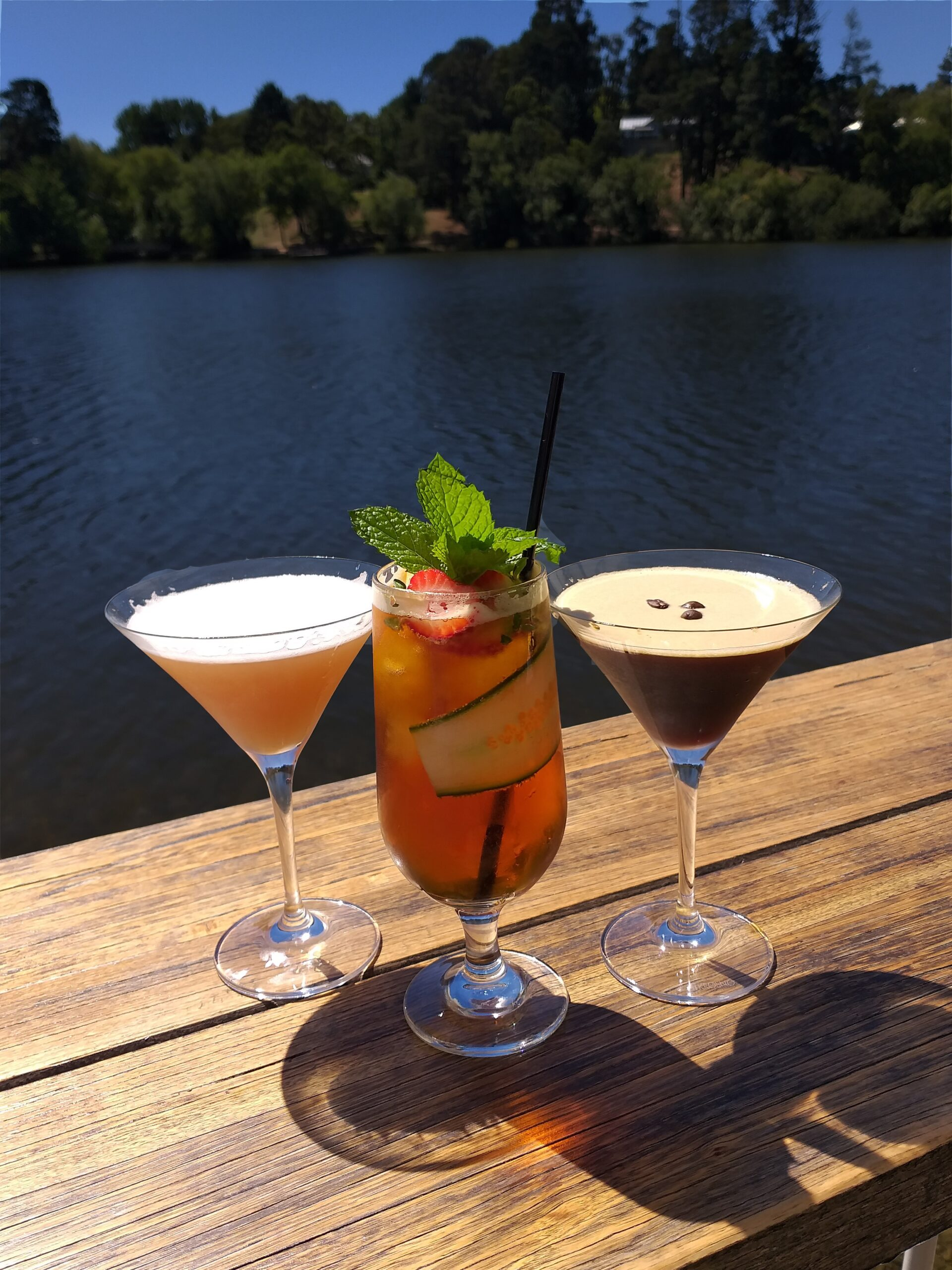 The Boathouse puts lake view back on menu