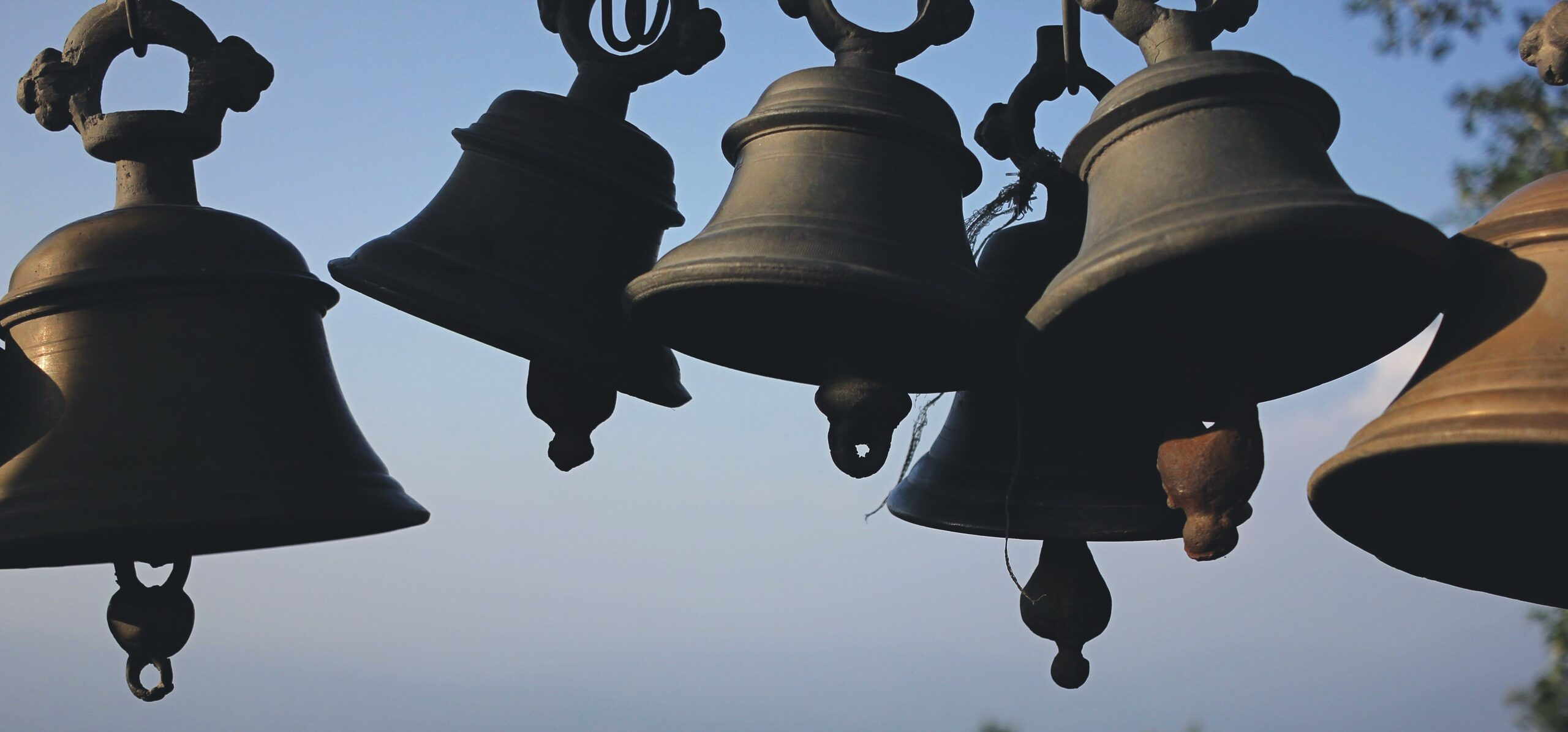 A bell helps give new          life to a Blackwood