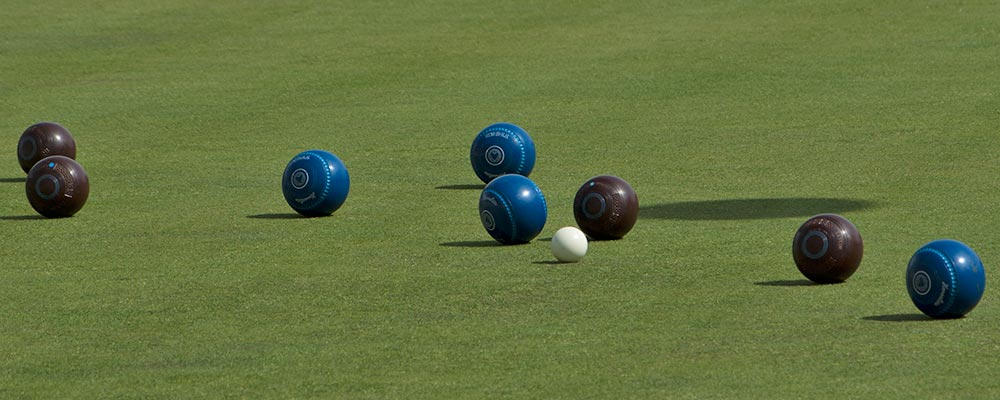 Junior bowlers compete       at Daylesford