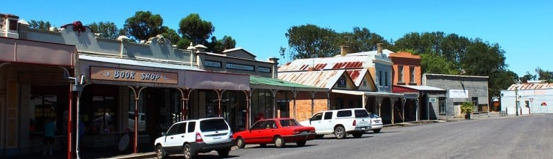 Creating BOOM in Clunes to avoid a bust